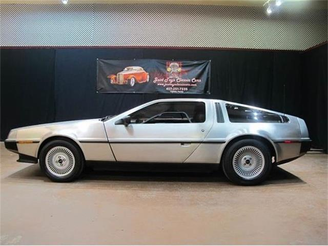 1981 DeLorean DMC-12 | 873721
