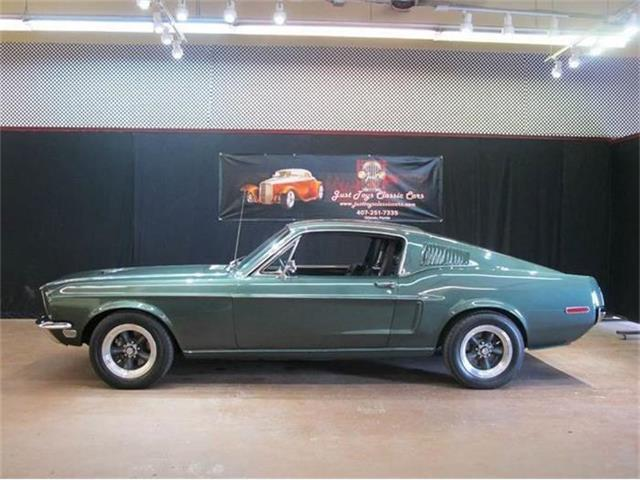 1968 Ford Mustang | 873727