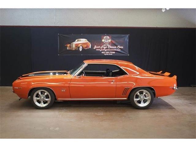 1969 Chevrolet Camaro | 873731