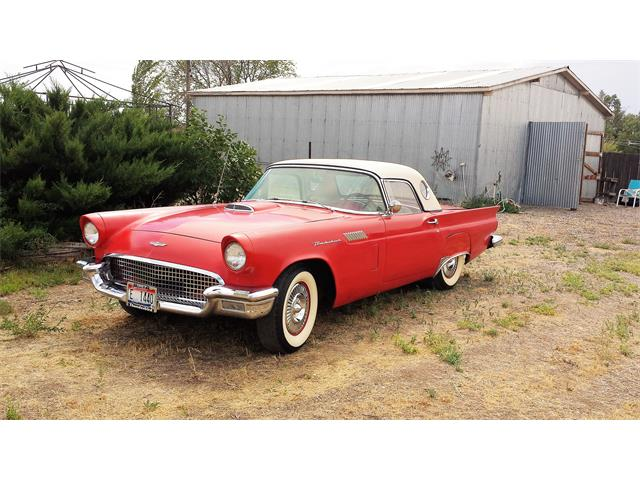 1957 Ford Thunderbird | 873733