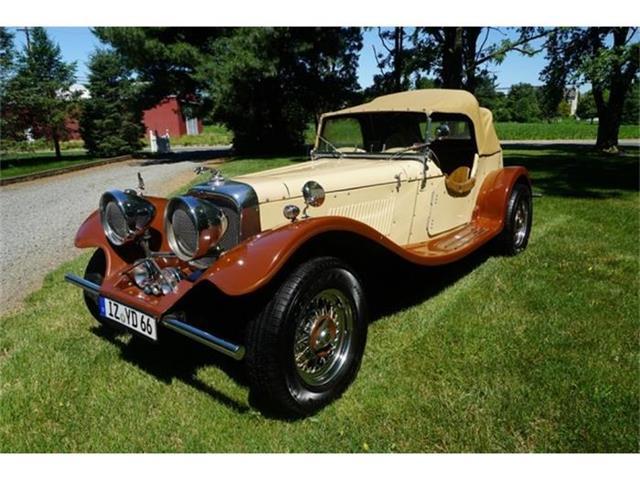 1936 Jaguar SS100 | 873736