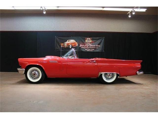 1957 Ford Thunderbird | 873737