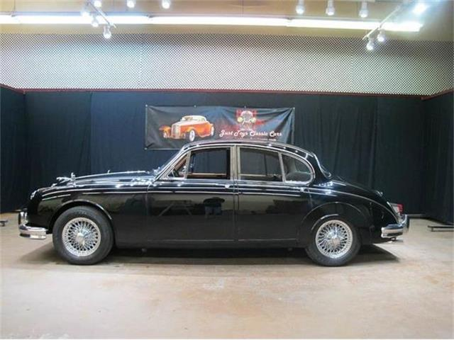1962 Jaguar Mark II | 873741