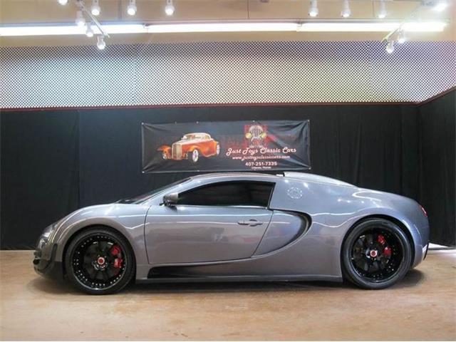 2008 Bugatti Veyron | 873744