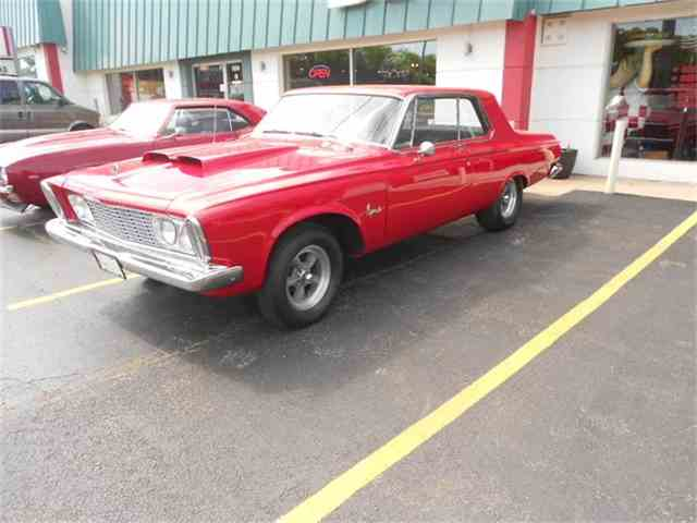 1963 Plymouth Fury | 873745
