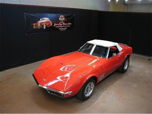 1968 Chevrolet Corvette | 873749