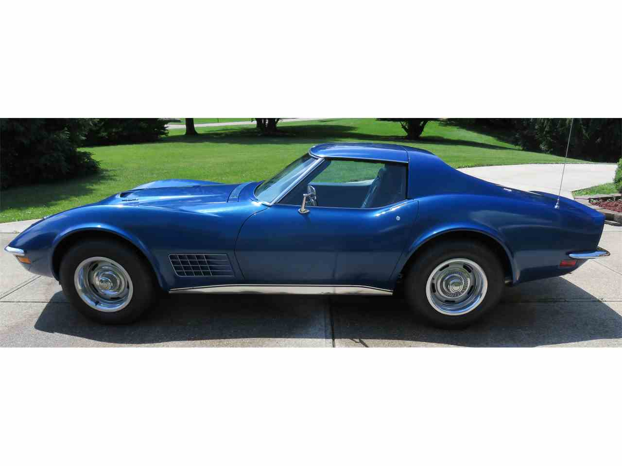 1972 chevrolet corvette for sale cc 873751. Black Bedroom Furniture Sets. Home Design Ideas