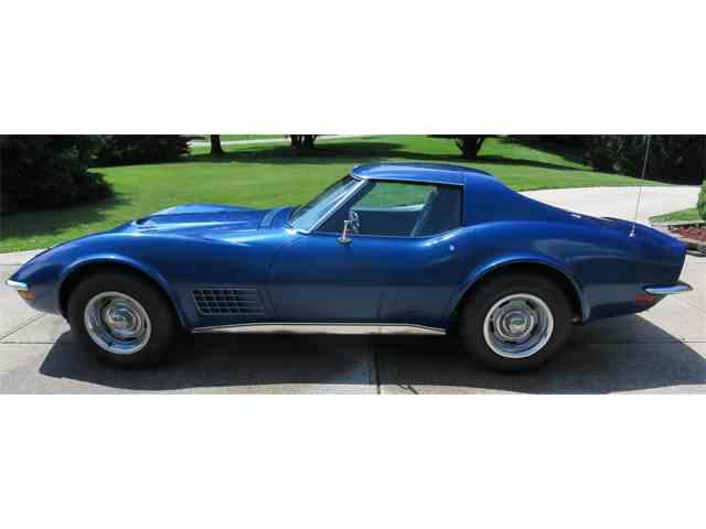 1972 Chevrolet Corvette | 873751