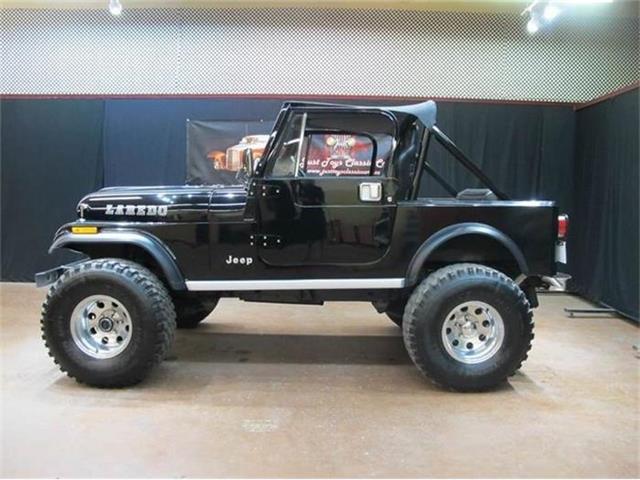 1982 Jeep CJ7 | 873753