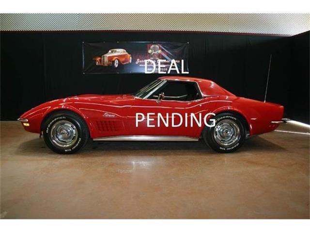 1971 Chevrolet Corvette | 873757