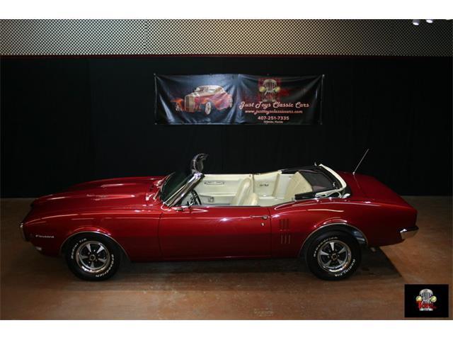 1968 Pontiac Firebird | 873769