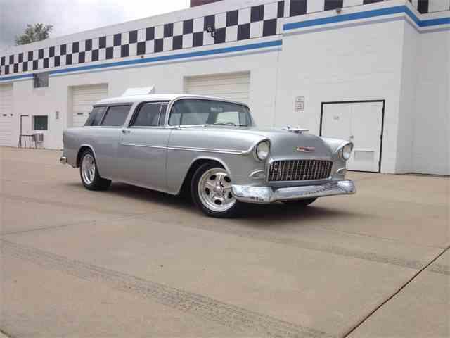1955 Chevrolet Nomad | 873779