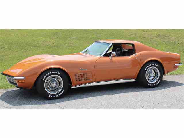 1972 Chevrolet Corvette Stingray | 873789