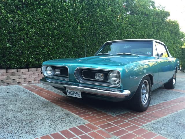 1967 Plymouth Barracuda | 873790