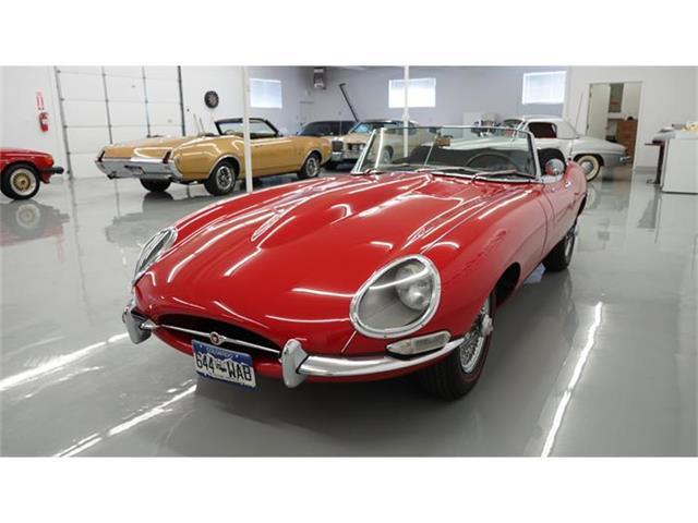 1966 Jaguar XKE | 873799