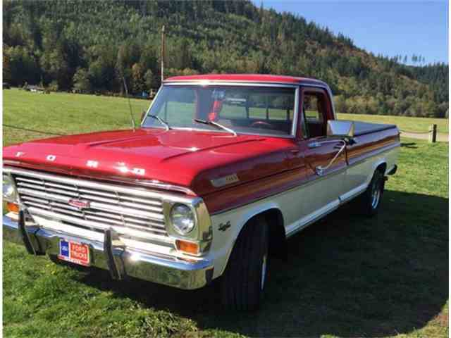 1967 Ford F100 | 873854