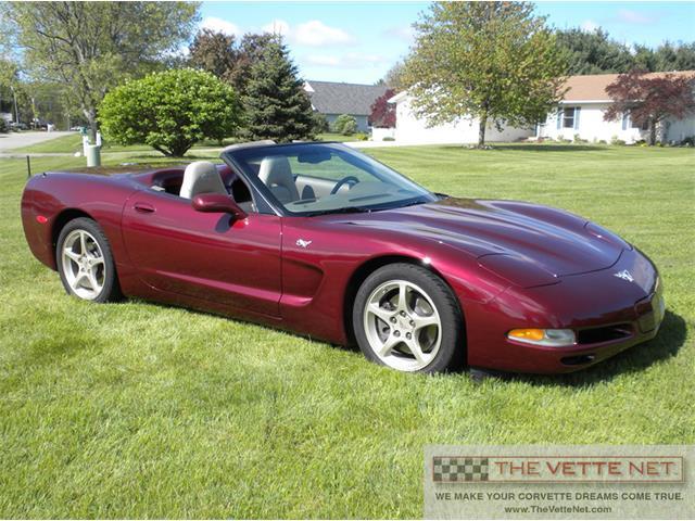 2003 Chevrolet Corvette | 873896