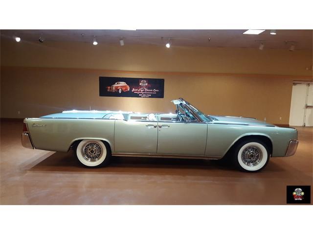 1963 Lincoln Continental | 873908