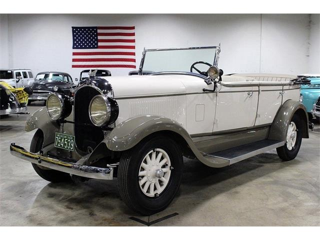 1928 Chrysler Sedan | 873956