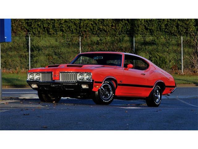 1970 Oldsmobile 442 | 870397