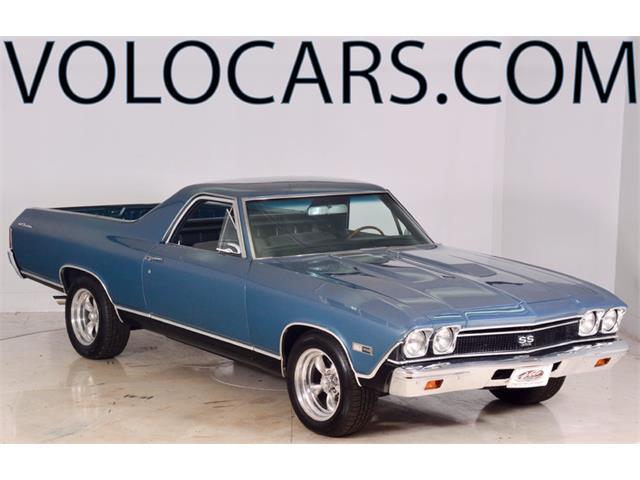 1968 Chevrolet El Camino SS 396 | 873973
