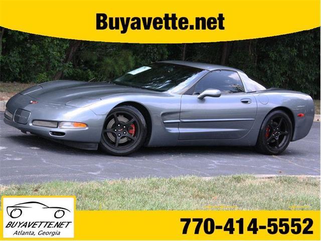 2004 Chevrolet Corvette | 873974