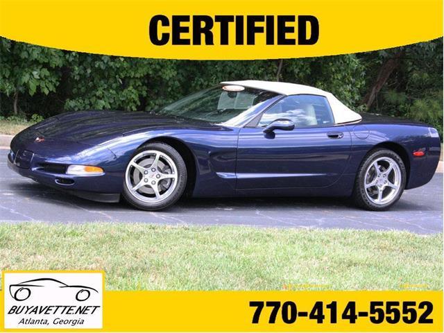 2001 Chevrolet Corvette | 873976