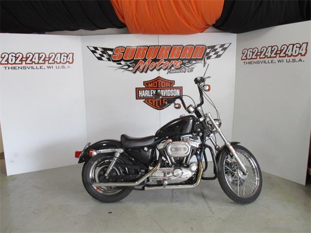 2001 Harley-Davidson® XL1200C - Sportster® 1200 Custom | 874003