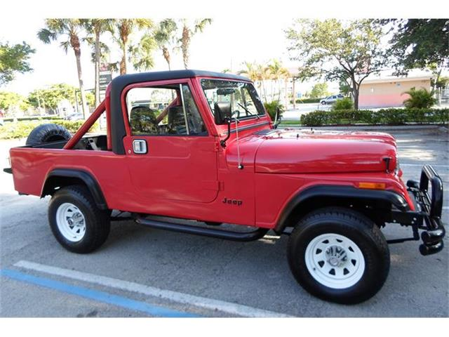1984 Jeep CJ8 Scrambler | 874011
