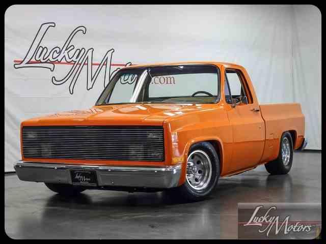 1985 Chevrolet C10 Custom StreetRod Show Truck | 874022