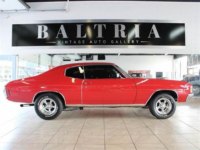 1971 Chevrolet Malibu | 874029