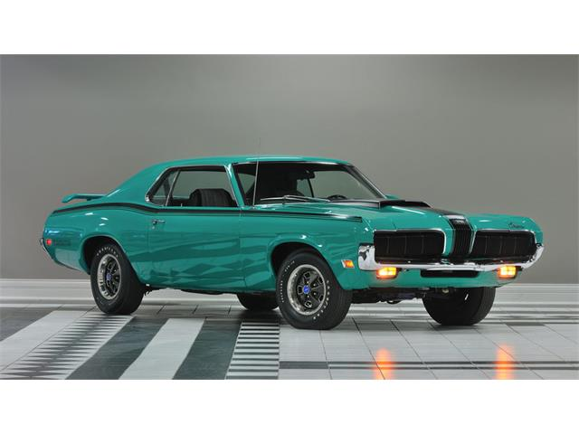 1970 Mercury Cougar | 870404