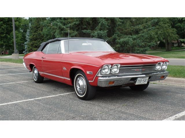 1968 Chevrolet Malibu | 874066