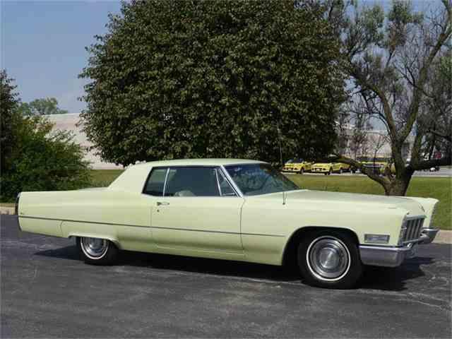 1968 Cadillac Calais | 874104