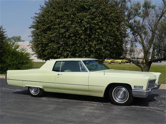 1968 Cadillac Calais | 874104