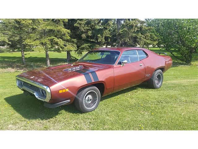 1971 Plymouth GTX | 874112