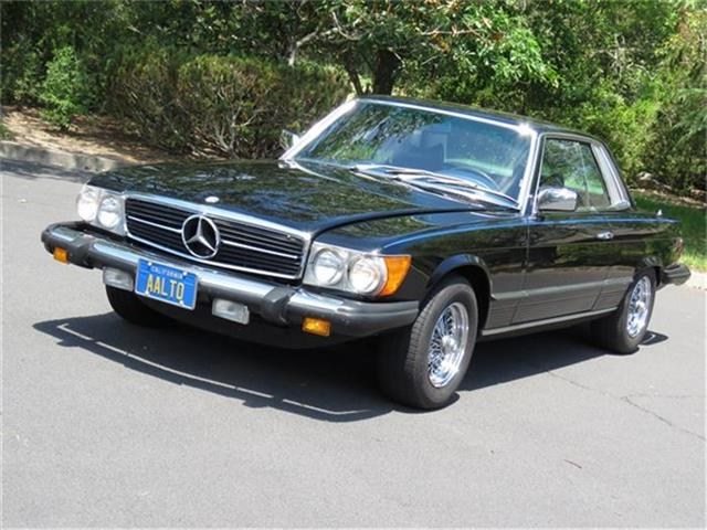 1979 Mercedes-Benz 450SLC | 874115