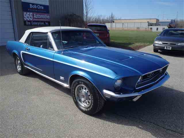 1968 Ford Mustang GT | 874121