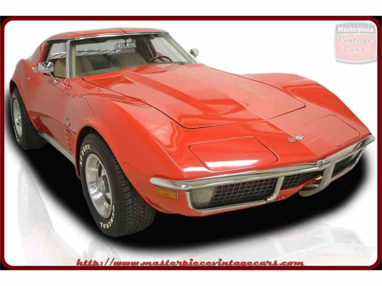 Large Picture of '70 Corvette - IQH6