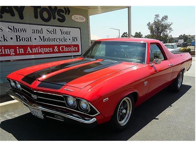 1969 Chevrolet El Camino SS | 874126