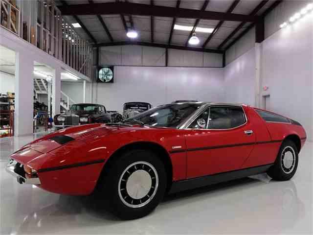 1974 Maserati Bora | 874127