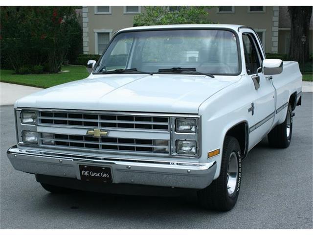 1987 Chevrolet Silverado | 874135