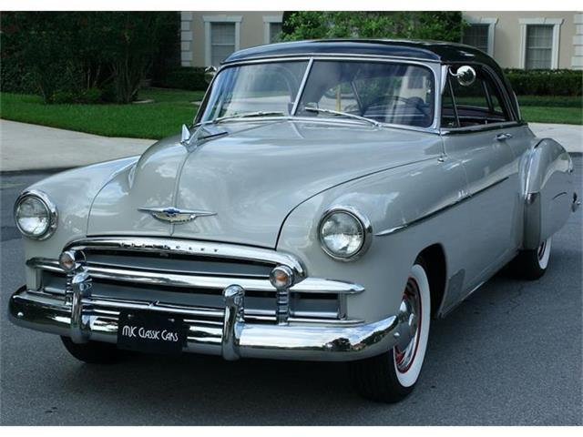1950 Chevrolet Bel Air | 874138
