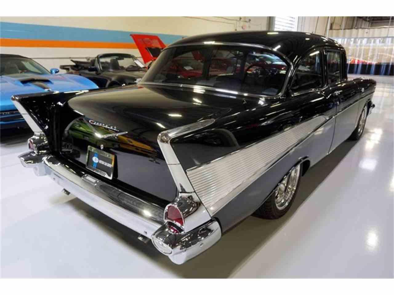Resto Mod Cars For Sale: 1957 Chevrolet Resto-Mod For Sale