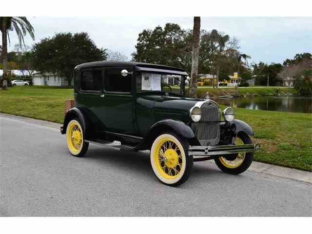 1928 Ford Model A | 874166