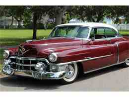 Picture of Classic 1953 Cadillac DeVille located in Clearwater Florida - $49,900.00 - IQIK