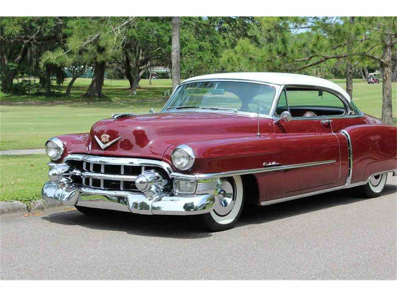 Trucks Under 5000 >> 1953 Cadillac DeVille for Sale | ClassicCars.com | CC-874172