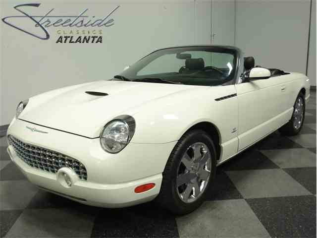 2003 Ford Thunderbird | 874180