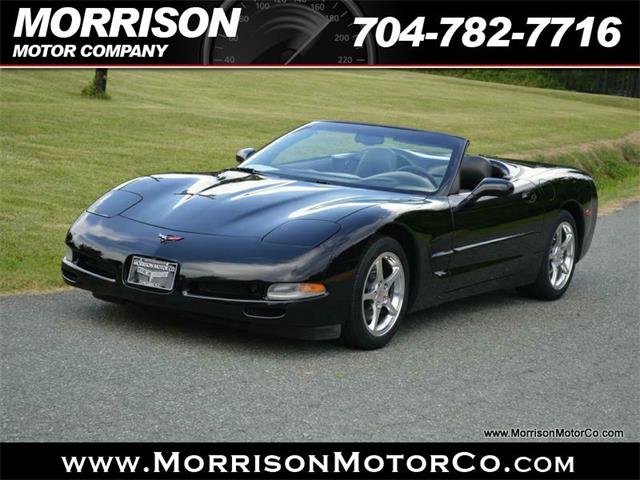2002 Chevrolet Corvette | 874186