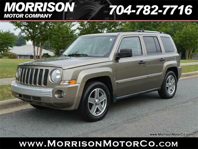 2007 Jeep Patriot | 874188
